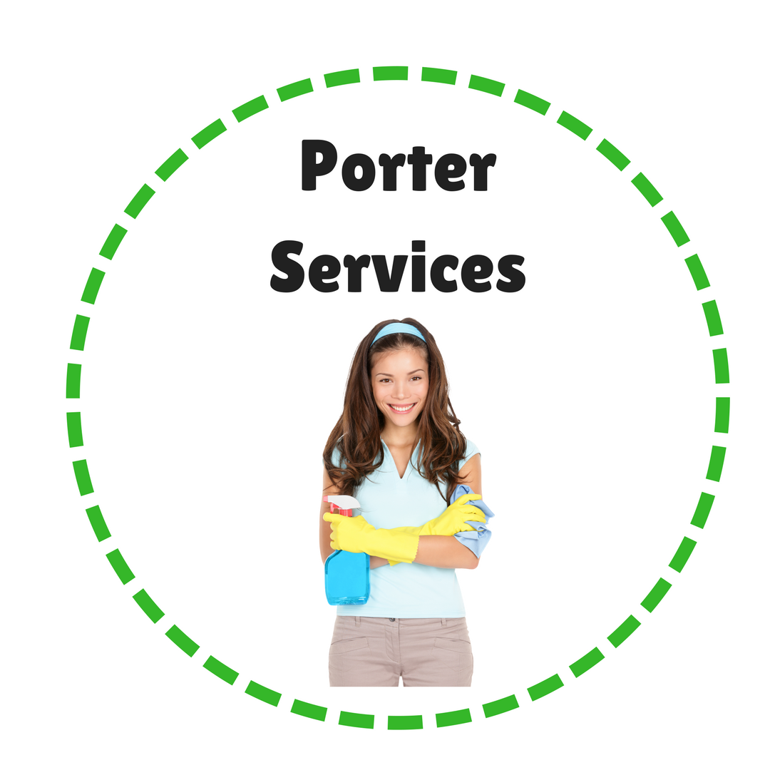 Porter Services Richmond Cleaning Services LLC