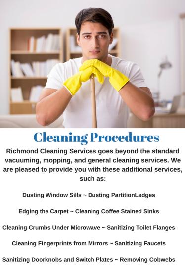 Cleaning Procedures 1