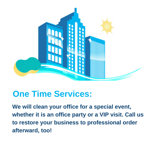 One Time Services Richmond Cleaning Services